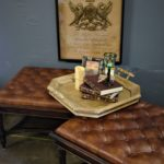 brown-leather-ottomans