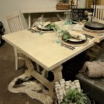 farmhouse table and sideboard - website