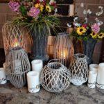 lanturns & outdoor candles