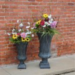 outdoor bouquets