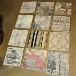 rug samples