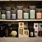spring candles - website