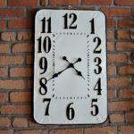 Clock w/Numbers