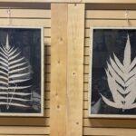 Boho Leaf Prints