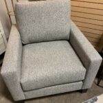 Louise Chair Light Grey