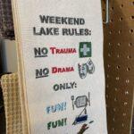 Lake Towel