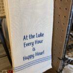 Lake Towel 2