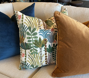 Pillows & Rugs